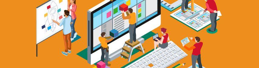 Định hướng mục đích thiết kế website doanh nghiệp