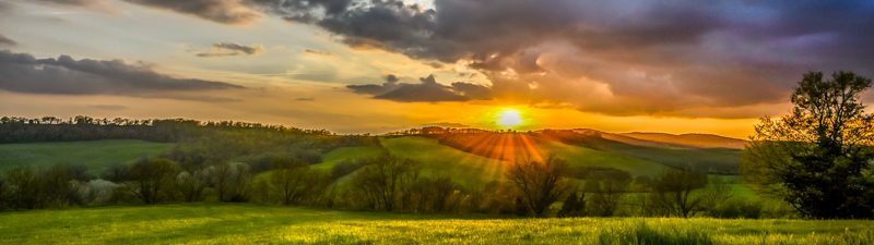 Màu sắc của thiên nhiên – Một số nguyên tắc cơ bản