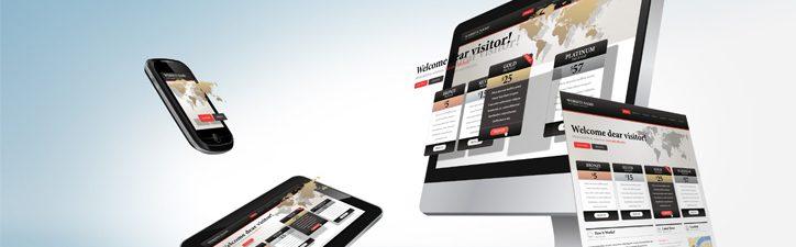 Tạo trang web với những xu hướng mới